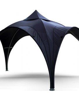 namiot-dome-czarny